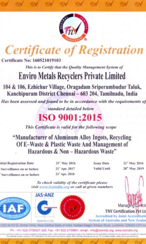 ISO 9001 comp